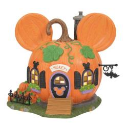 Mickey's Pumpkintown House THUMBNAIL
