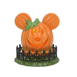 Mickey's Town Center Pumpkin THUMBNAIL