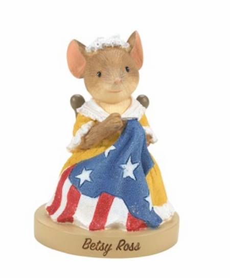 Betsy Ross Mouse LARGE