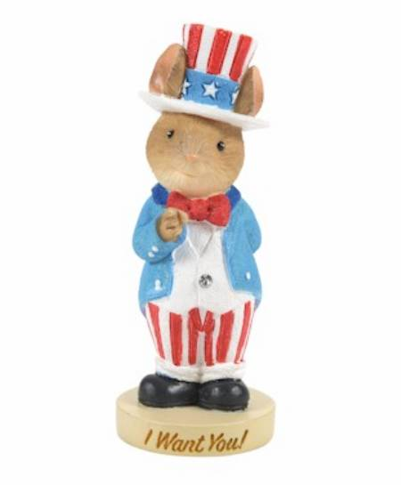 Uncle Sam Mouse LARGE