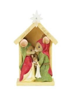 Nativity Creche THUMBNAIL
