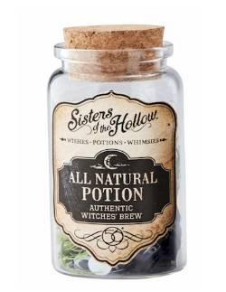 Potion Bottle all natural THUMBNAIL