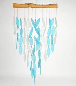 Blue Waterfall Chime