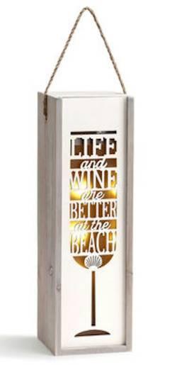 Life and Wine Lantern