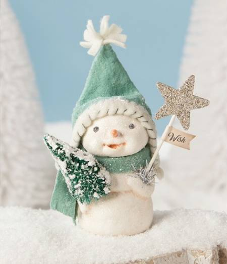 Bethany Lowe Christmas Ornaments.Christmas Wishes Snowman By Michelle Allen For Bethany Lowe