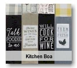 Kitchen Boa