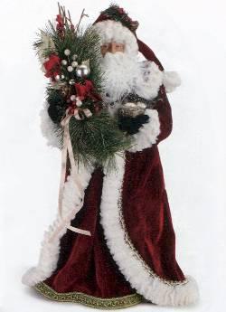 Botanical Santa
