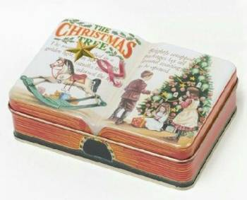 Christmas Tree Book Box THUMBNAIL
