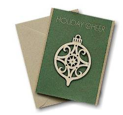 Ornament Greeting Card