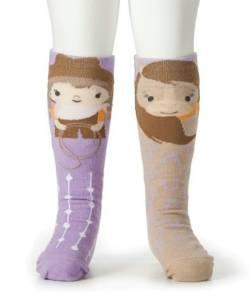 Cowgirl and Horse Knee Socks THUMBNAIL