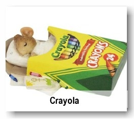 Crayola Tails with Heart