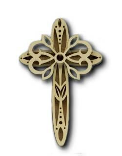 Bloom Design Cross
