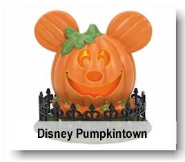 Disney Pumpkintown