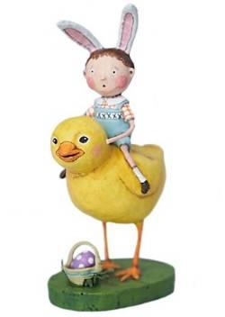 Elijah's Easter Chick