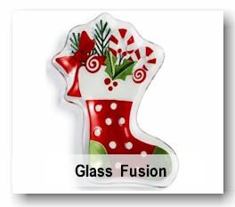 Glass Fusion - Christmas