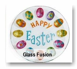 Glass Fusion Easter