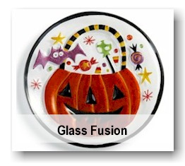 Glass Fusion / Halloween