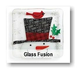 Glass Fusion / Christmas