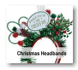 Headband Boutique / Christmas