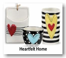 Heartfelt Home - Valentines