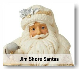 Jim Shore - Santa Collection