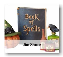 Jim Shore Halloween / Halloween