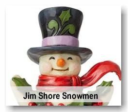 Jim Shore - Snowman Collection