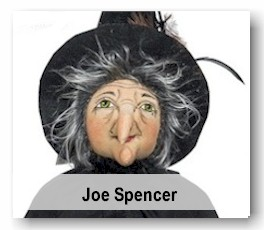 Joe Spencer - Halloween