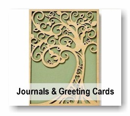 Flourish Journals and Greeting Cards