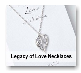 Legacy of Love Necklaces