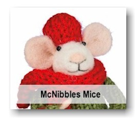 McNibbles Mice - Christmas