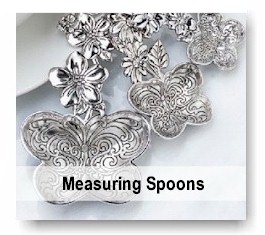 Detailed Collectible Measuring Spoons