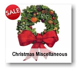 Christmas Miscellaneous - Christmas