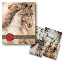 Leonardo's Horse Notecard Set