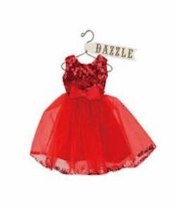 Dazzle Costume Ornament