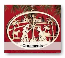 Flourish Ornaments