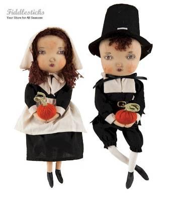 Adam and Eve Pilgrims