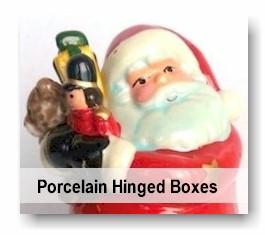 Holiday Treasure Boxes / Christmas
