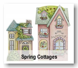 Spring Cottages - Easter