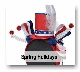 Headbands - Spring