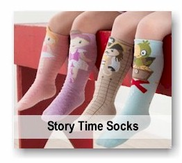 Story Time Socks (Sale)