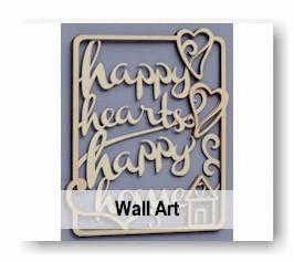 Flourish Wall Art