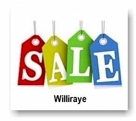 Williraye Sale