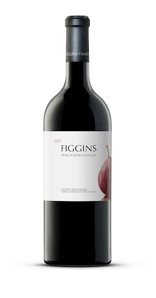 FIGGINS 2017 Estate Red Wine, 1.5L  bottle LARGE