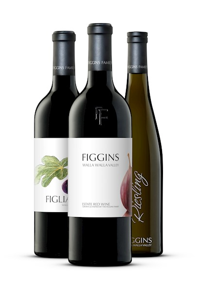 FIGGINS Estate Red, Figlia, and Riesling LARGE