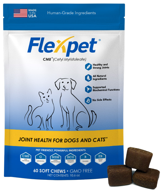 Flexpet Soft Chew 60 count_MAIN