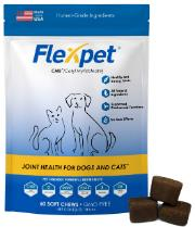 Flexpet Soft Chew 60 count_THUMBNAIL