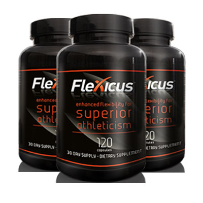Flexicus <br> 3 Month Supply