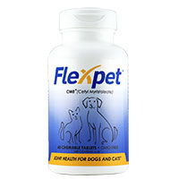 Flexpet with CM8 <br> 60 chewable tablets THUMBNAIL