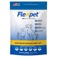 Flexpet Soft Chew 60 count THUMBNAIL